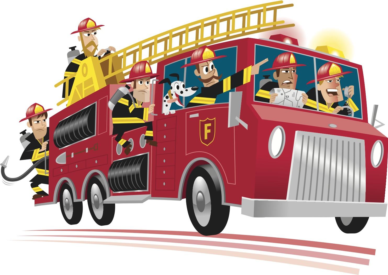 Cartoon truck clipartcow clipartix. Clipart cars fire