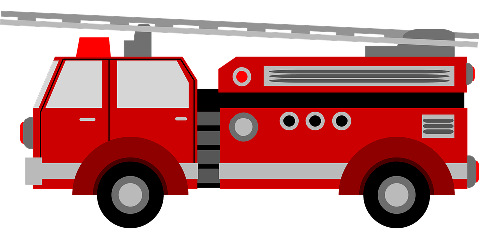 Firetruck clipart vintage. Fire engine png home