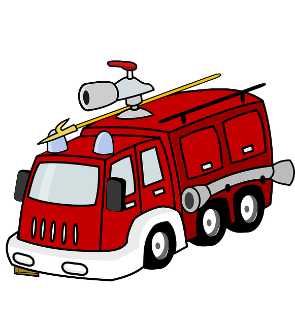 Engine png . Ladder clipart fire truck