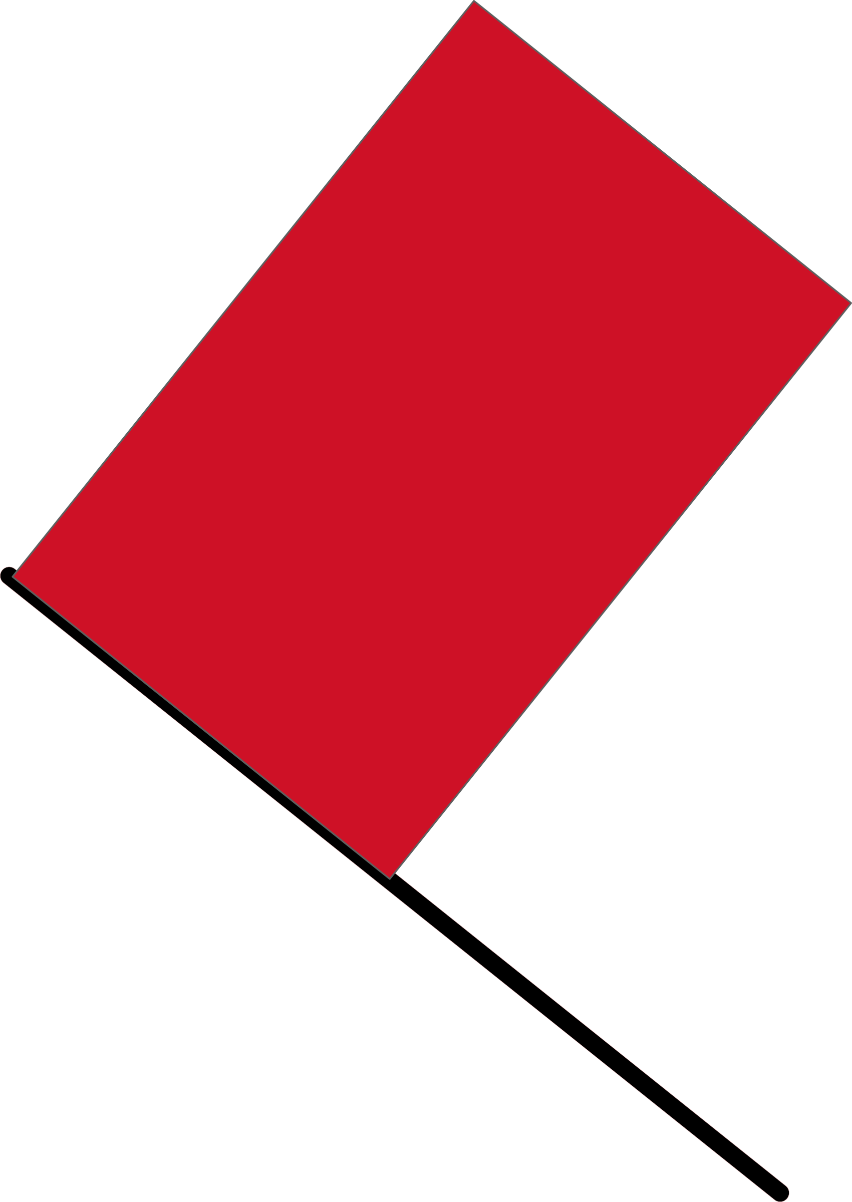 Red big image png. Clipart cars flag