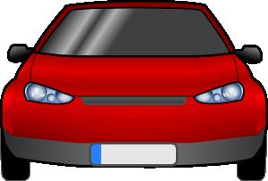 Clipart cars front. Car clip art at