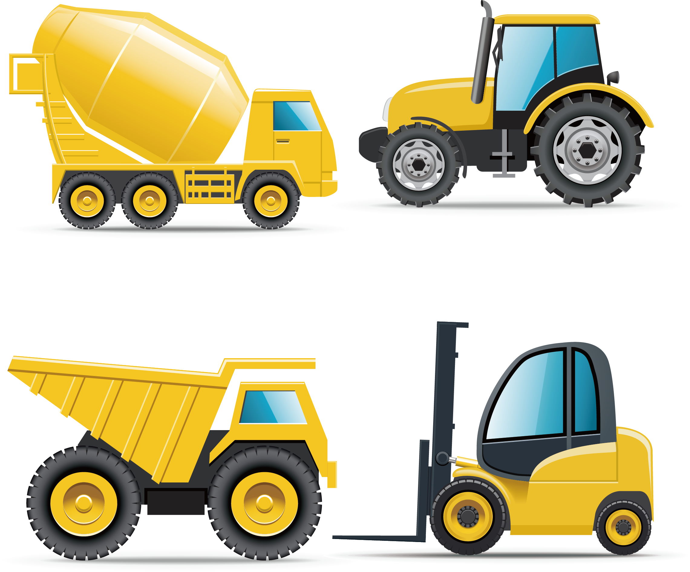 Car heavy equipment architectural. Engineering clipart engineering wheel