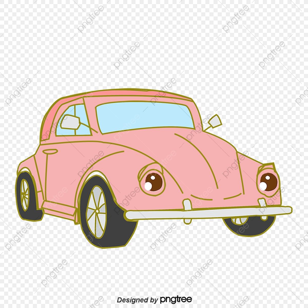 Clipart cars license. Retro blue classic vector