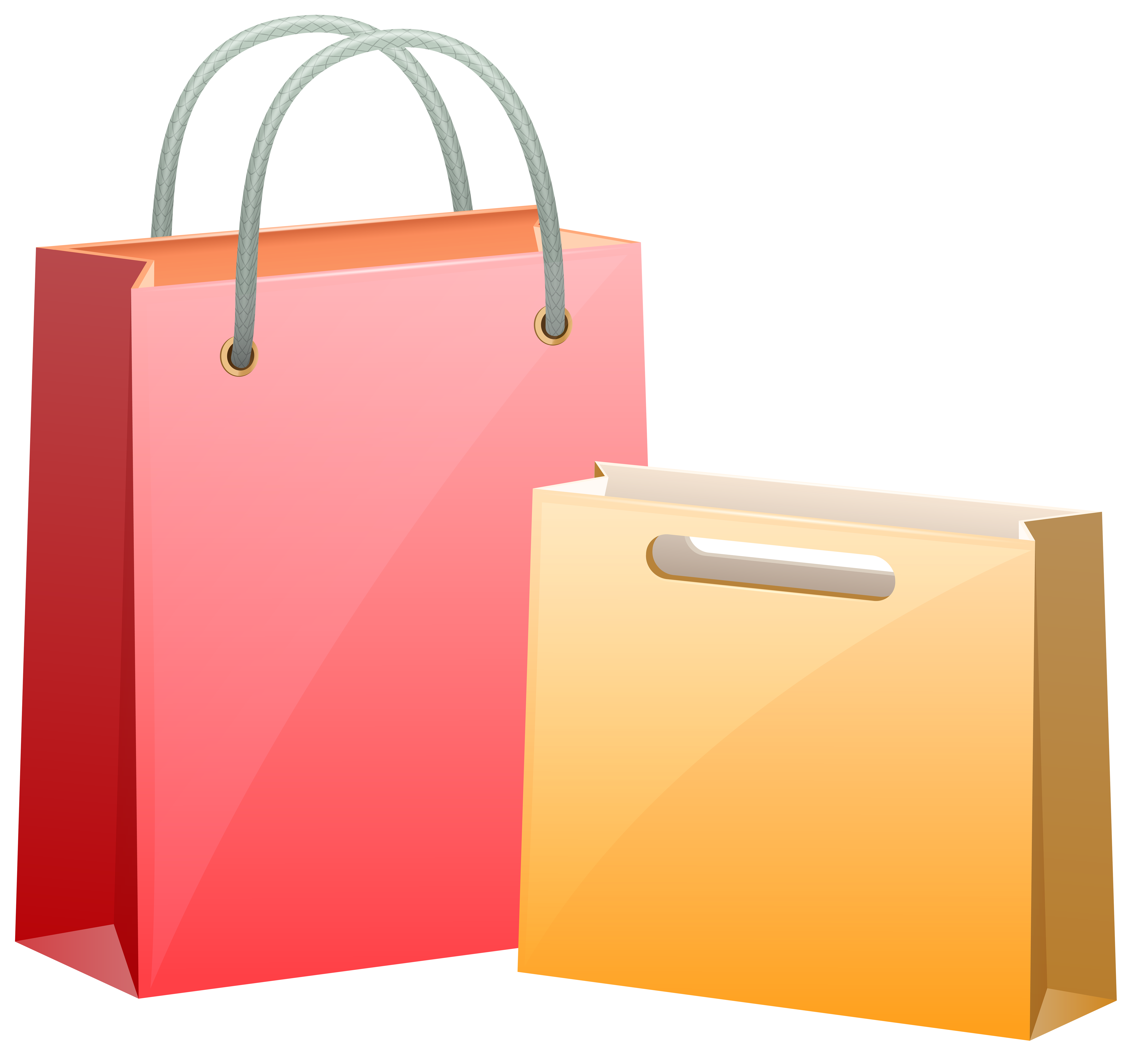 Luggage clipart office. Gift bags png clip