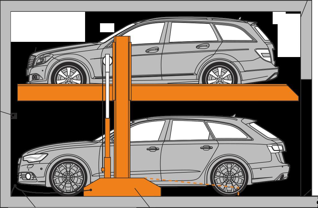 Parking lot clipart vehicle parking. Stack parker g m