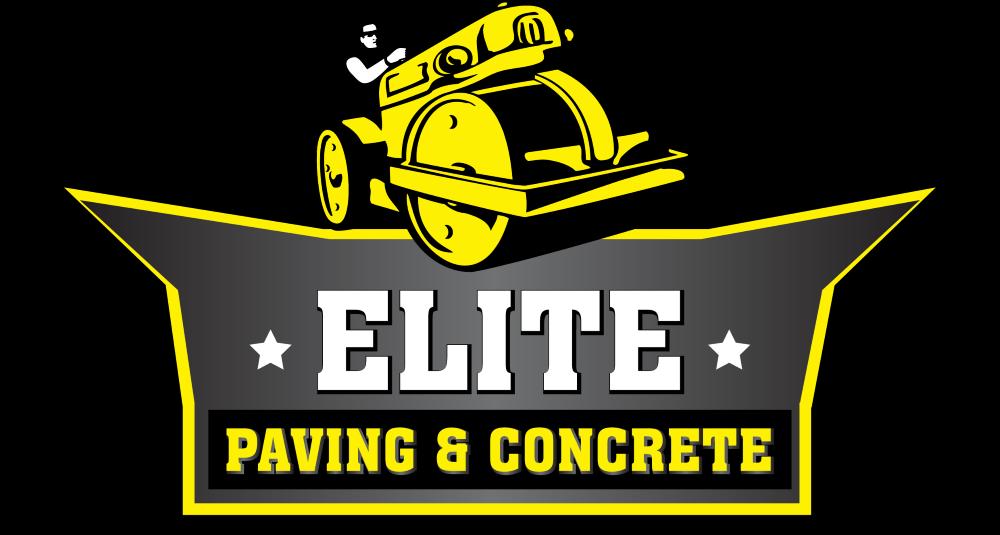 Parking lot clipart paved. Paving elite concrete philadelphia