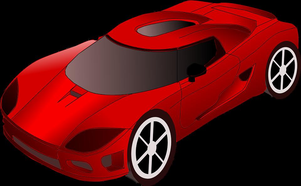 Racing car cartoon group. Clipart cars pdf