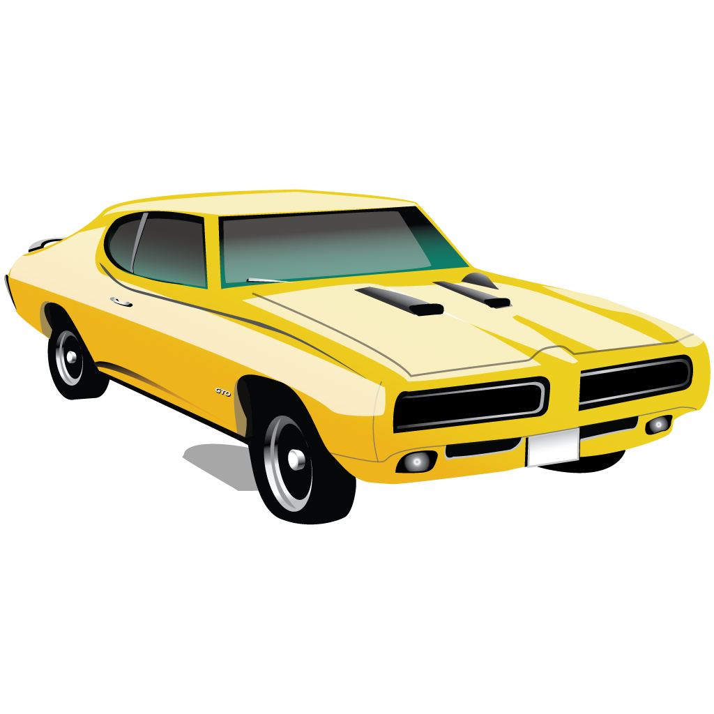 Clipart cars pencil. Classic car american and