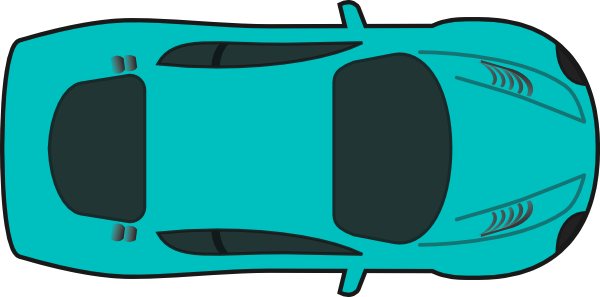Clipart cars plan. Free car view png