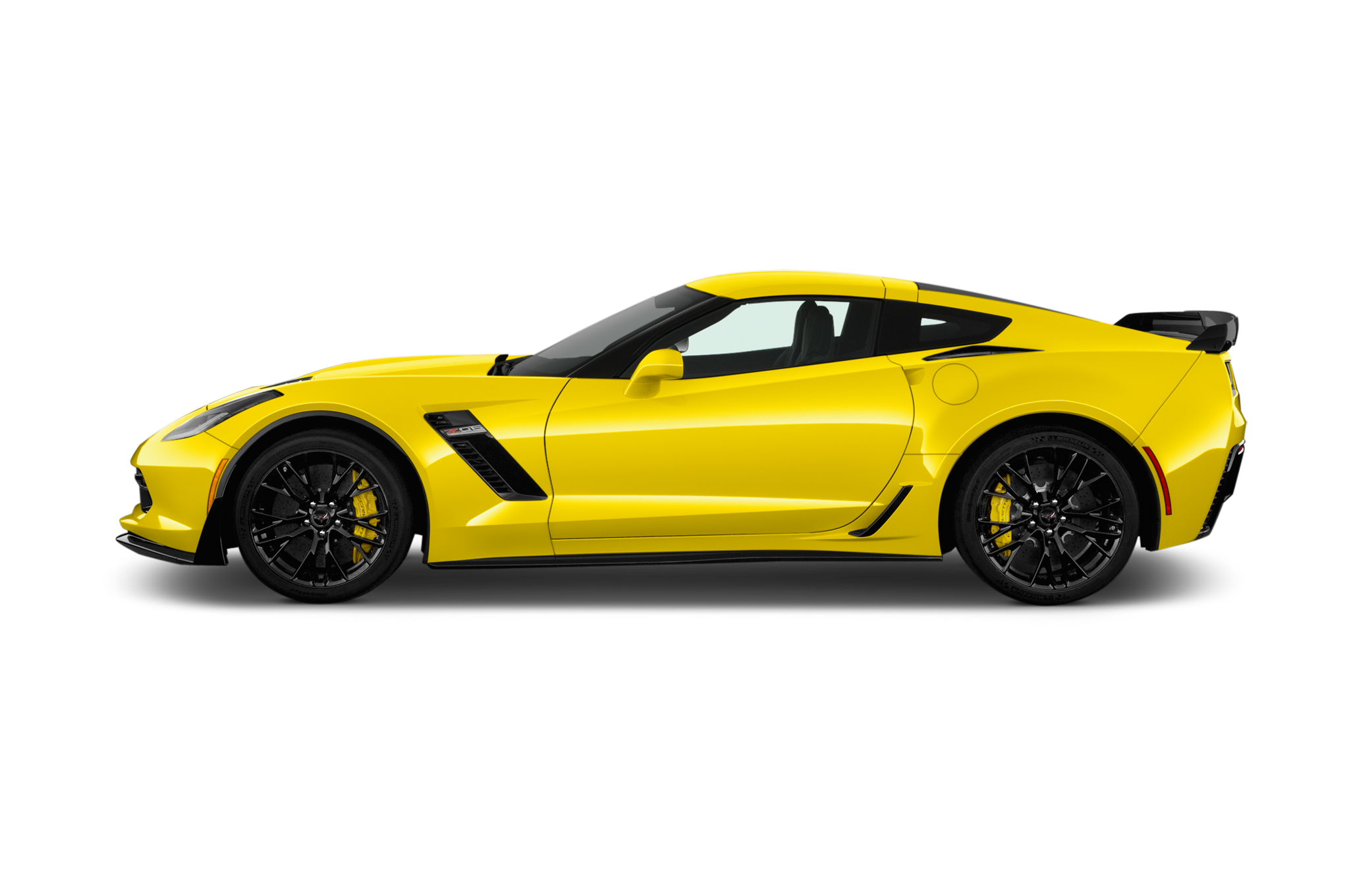 The most popular automobile. Clipart cars profile