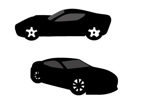 Car clip art library. Clipart cars shadow