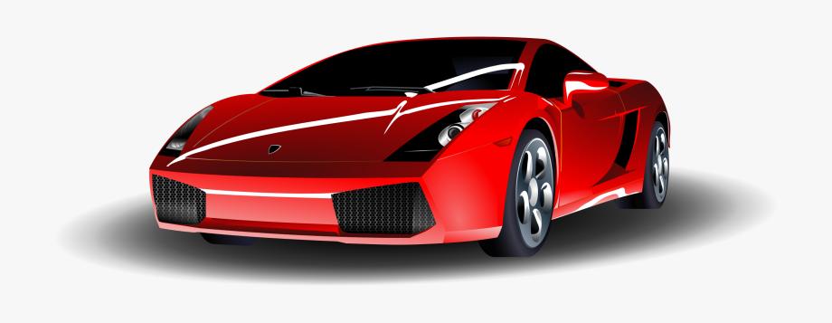 Amazing sports lamborghini illustration. Clipart cars sport