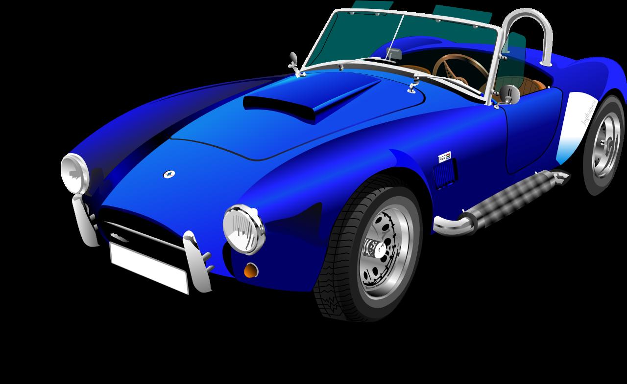 Clipart cars sport. File bluesportscar svg wikimedia
