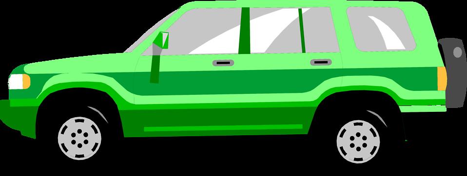 Free stock photo illustration. Clipart cars suv