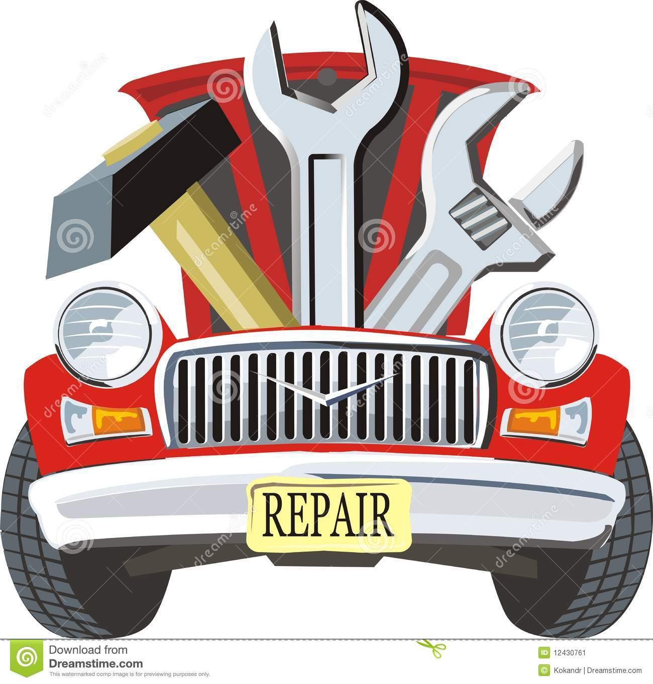 Mechanic images free download. Clipart cars tool