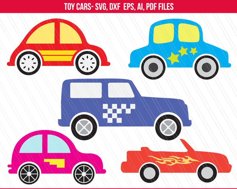 Car svg for kids. Clipart cars toy
