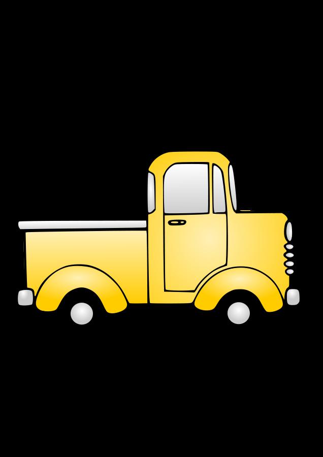 Cartoon trucks image group. Clipart cars transporter