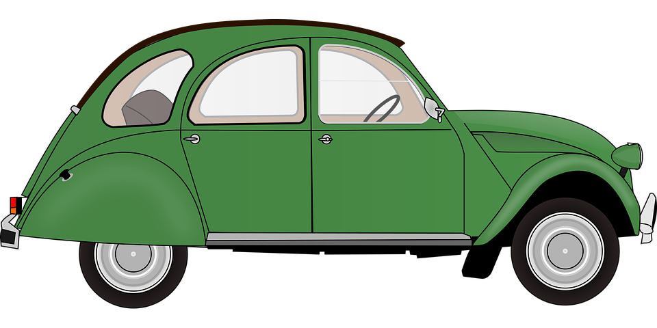 Clipart cars vector. Bugs car frames illustrations