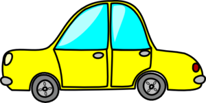 Car clip art at. Clipart cars yellow