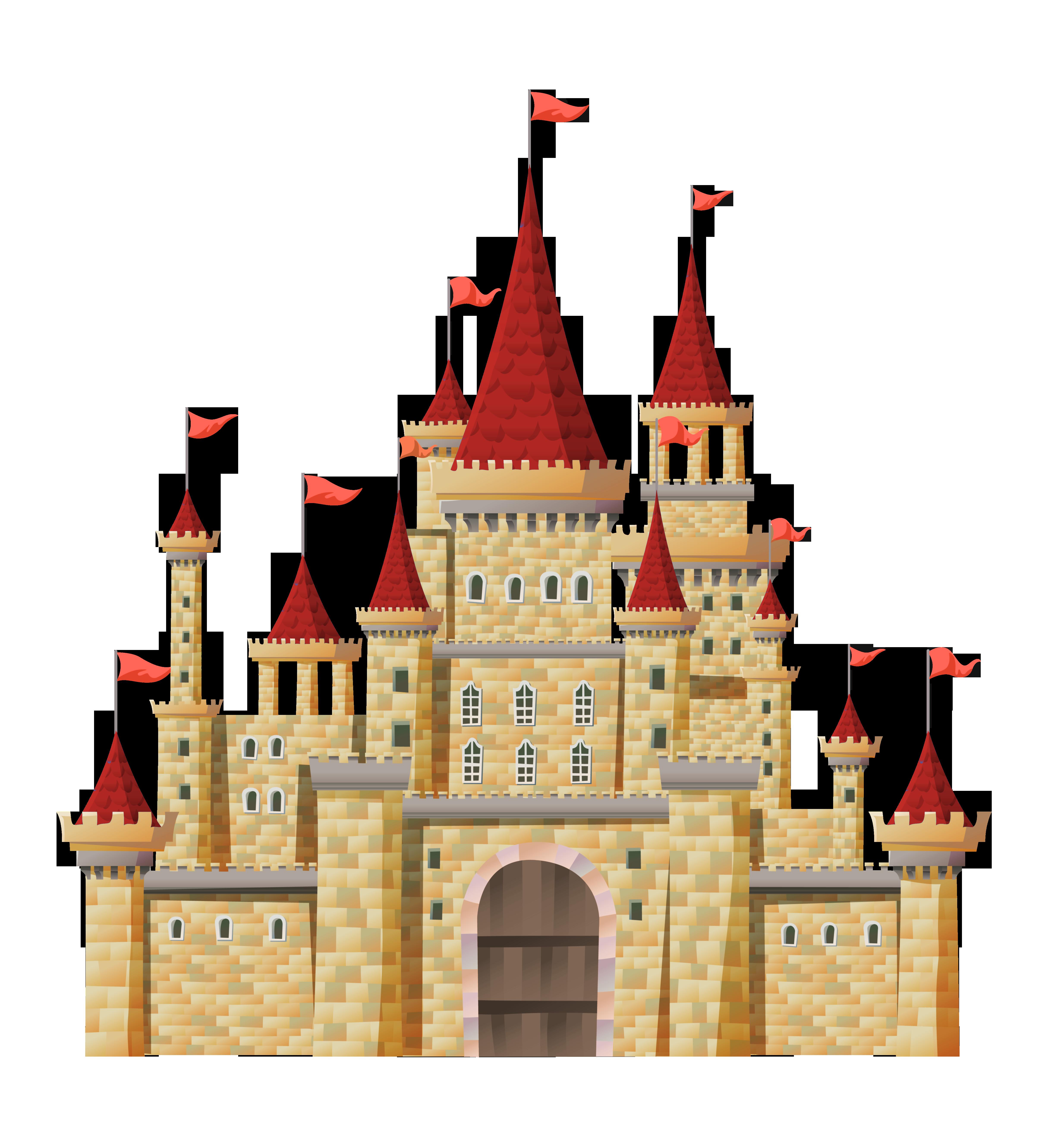 Top castle clip art. Palace clipart transparent