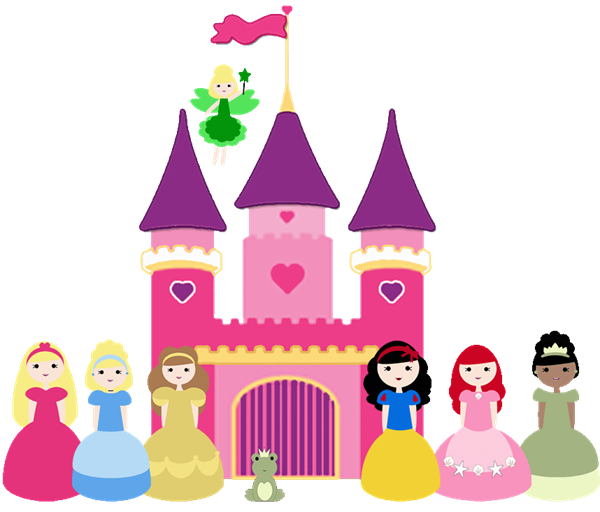 Clipart castle animated. Fairy tale free download