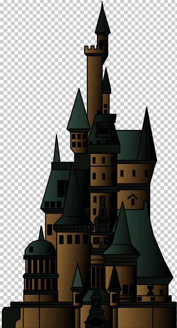 Belle drawing concept art. Clipart castle beast