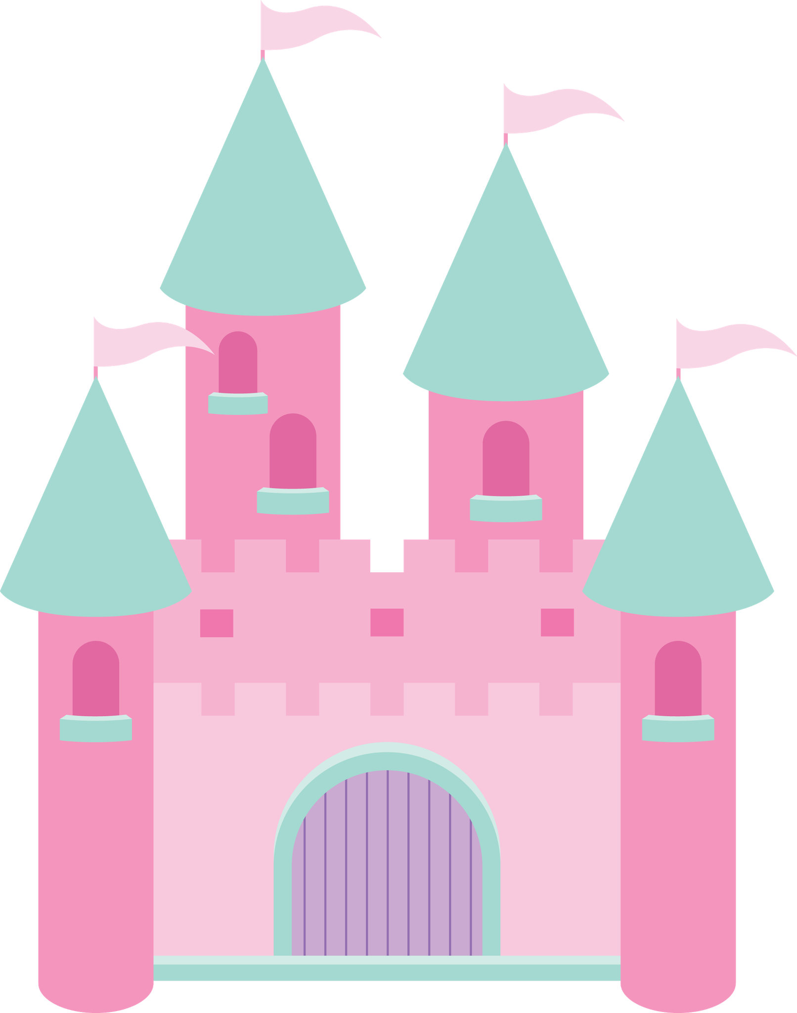 Clipart castle bedroom. Pin by marina on