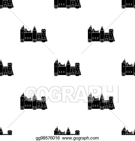 Protective of belgium the. Clipart castle bitmap