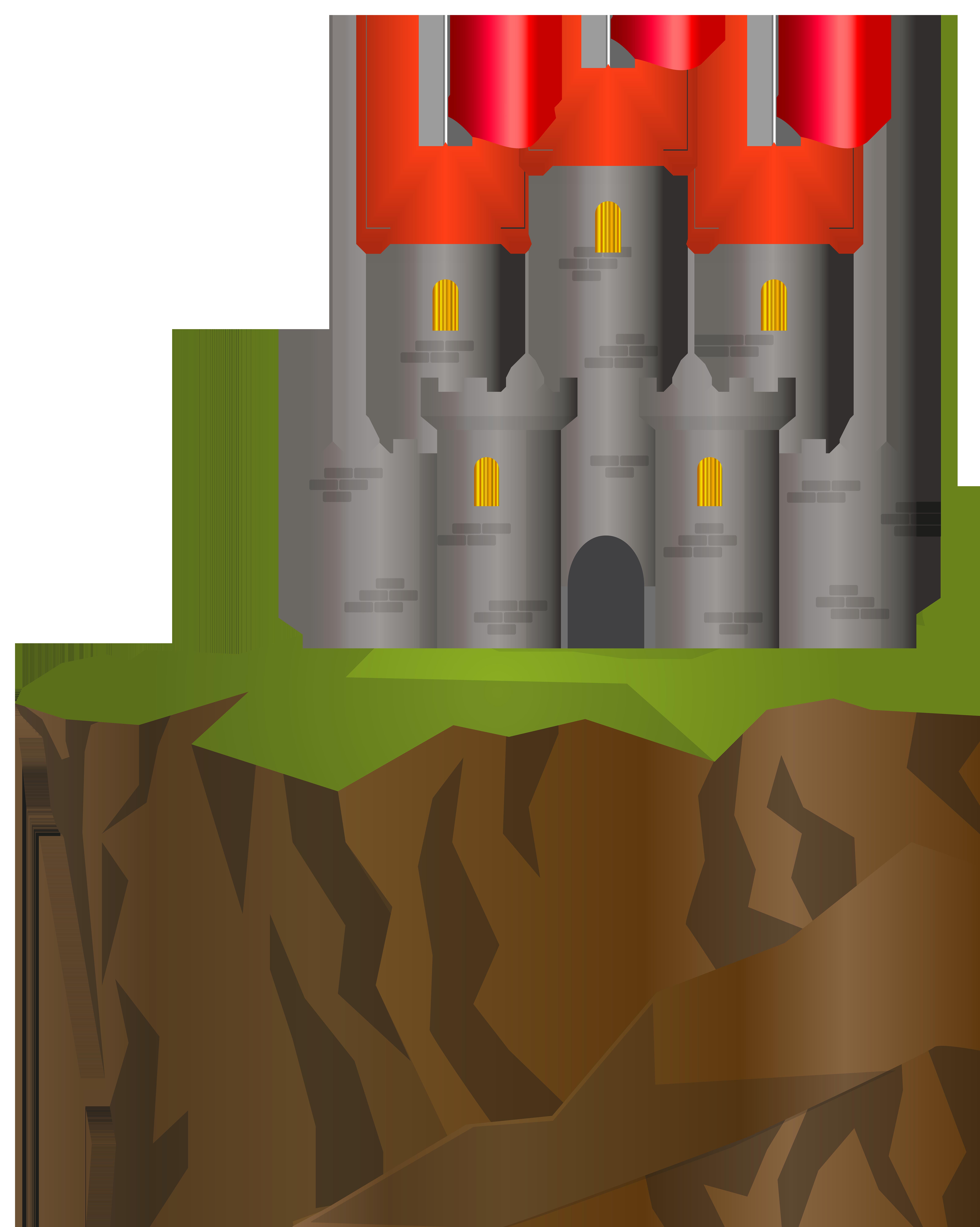 Clipart castle chocolate. Rock music clip art