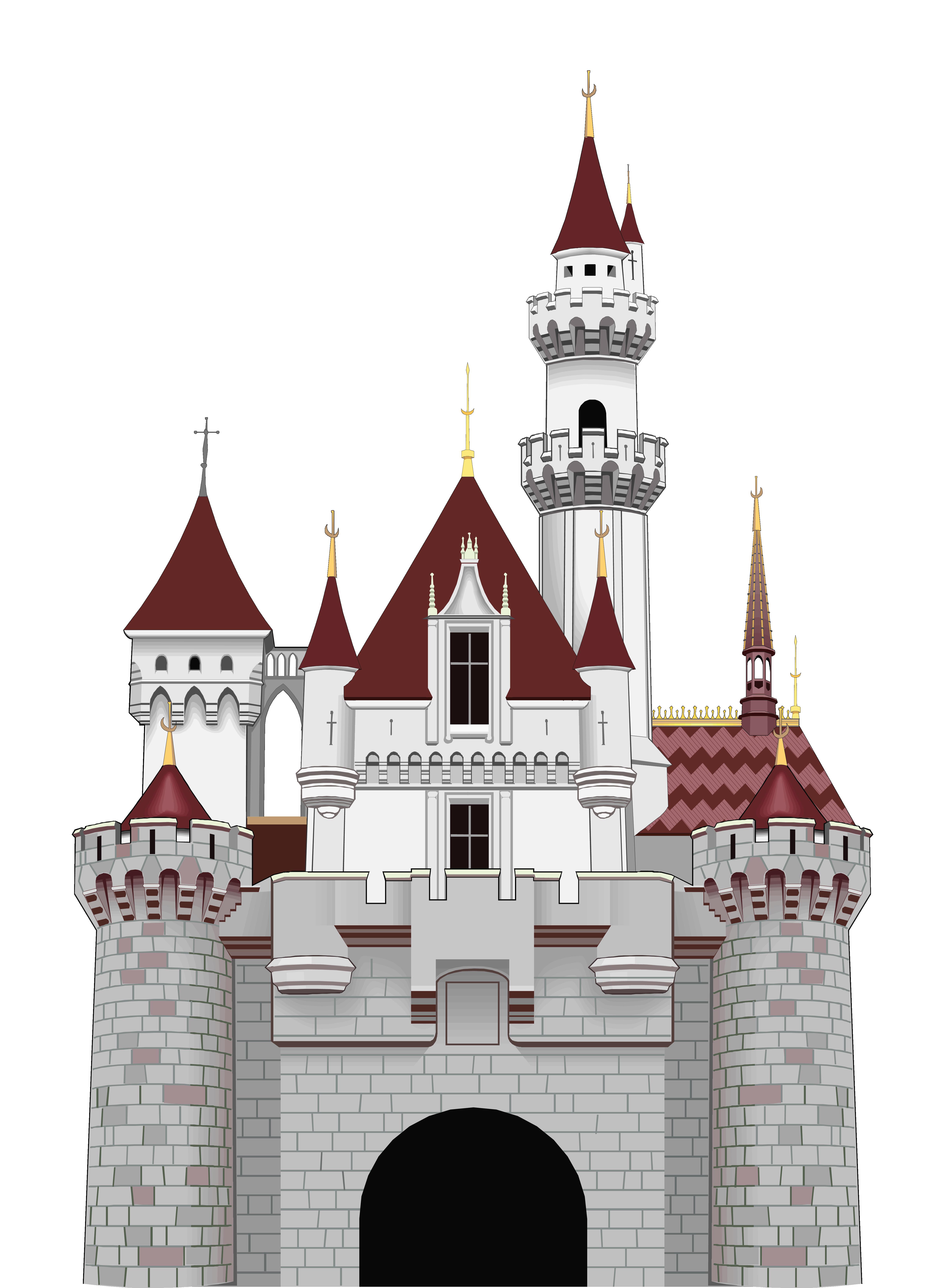 Clip art png transprent. Clipart castle chocolate