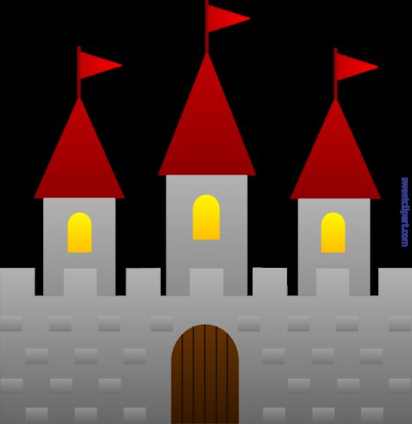 Clipart castle easy. Clip art archives page