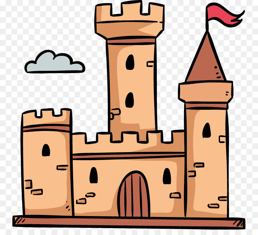 Ciudad mittelalterlichen clip art. Clipart castle edinburgh castle