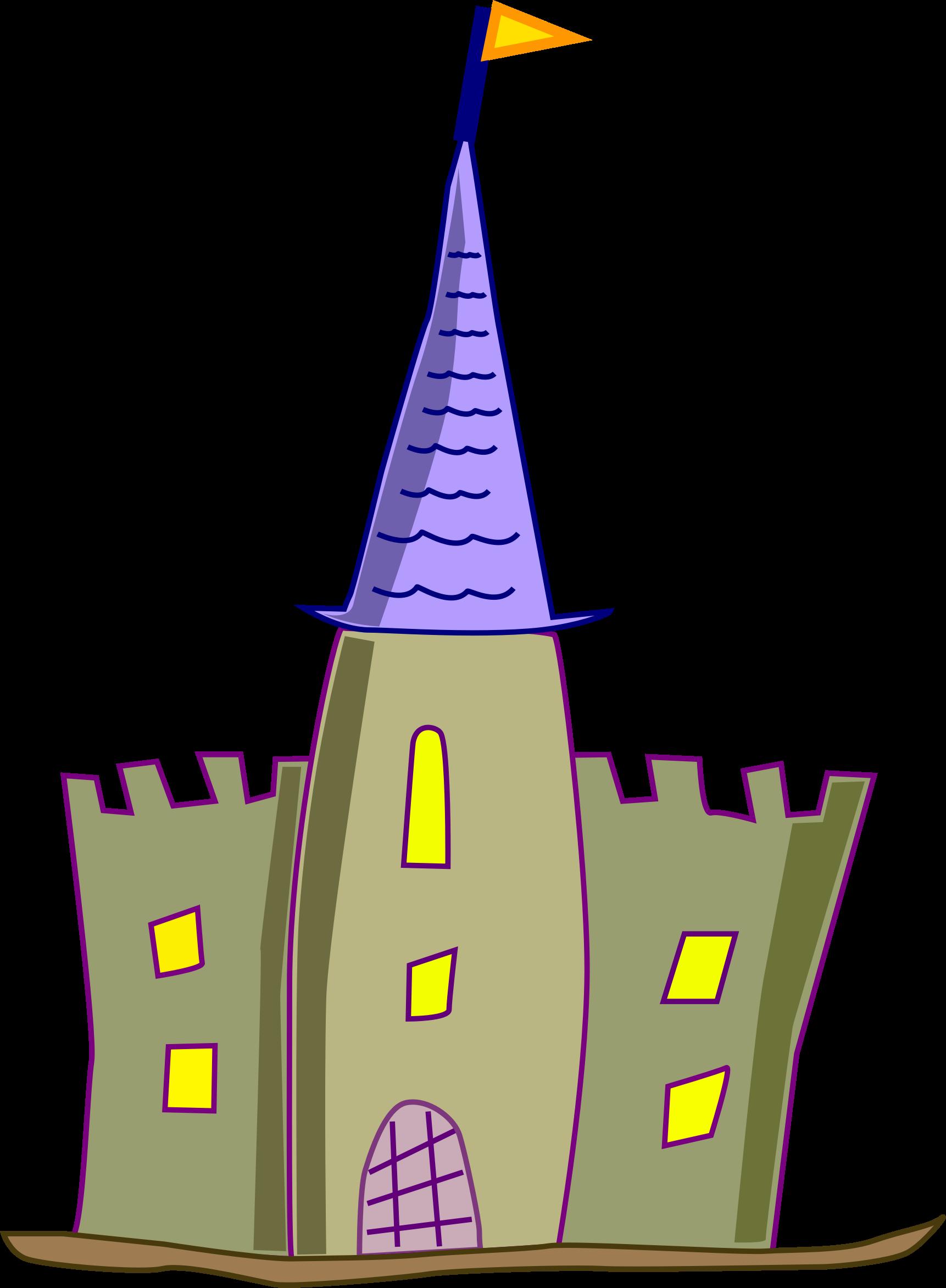 I clipart castle. Big image png