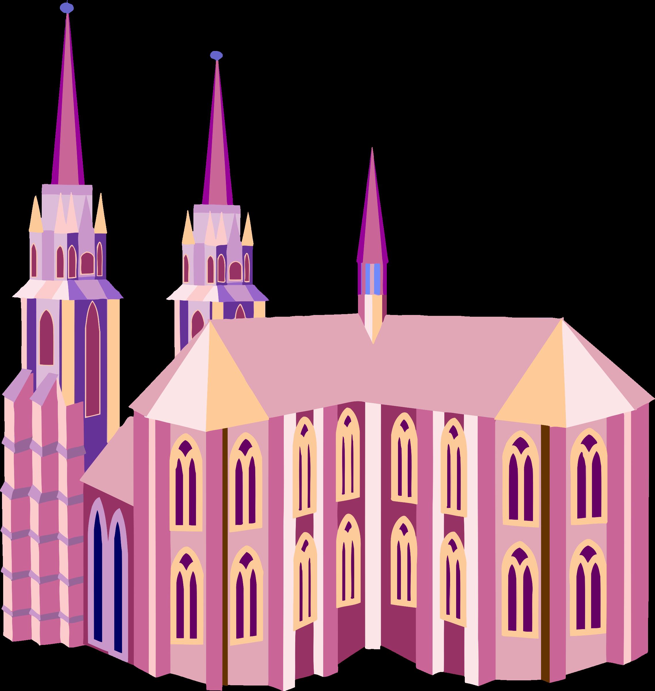 Fairytale big image png. Purple clipart castle