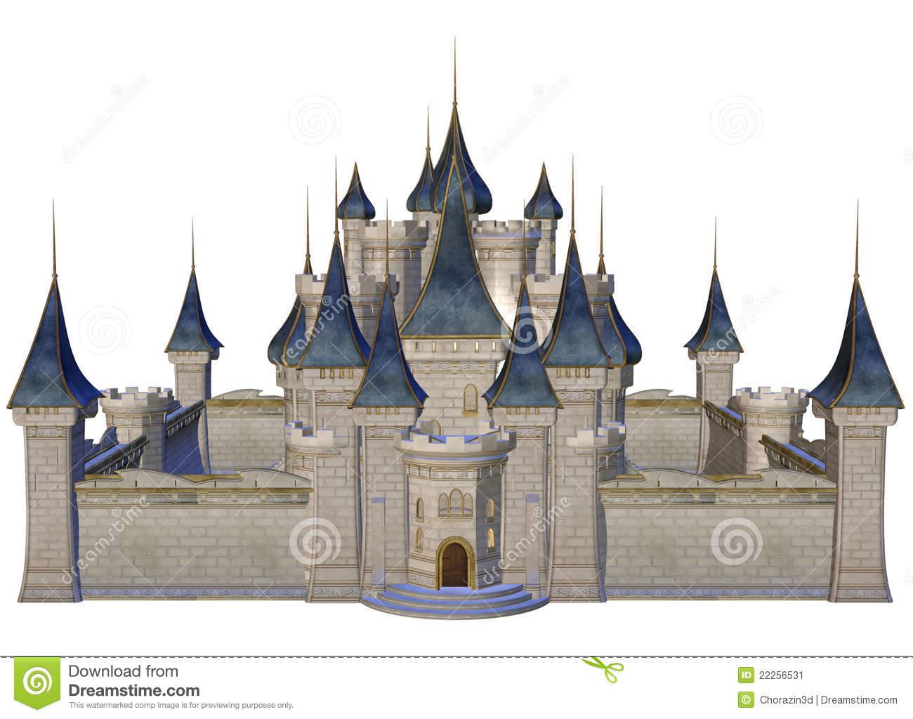 Station . Clipart castle fantasy