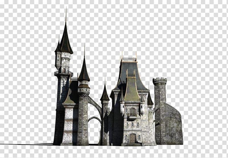 Clipart castle fantasy. Das productions inc medieval
