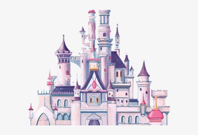 Clipart castle fantasy. City disney princess