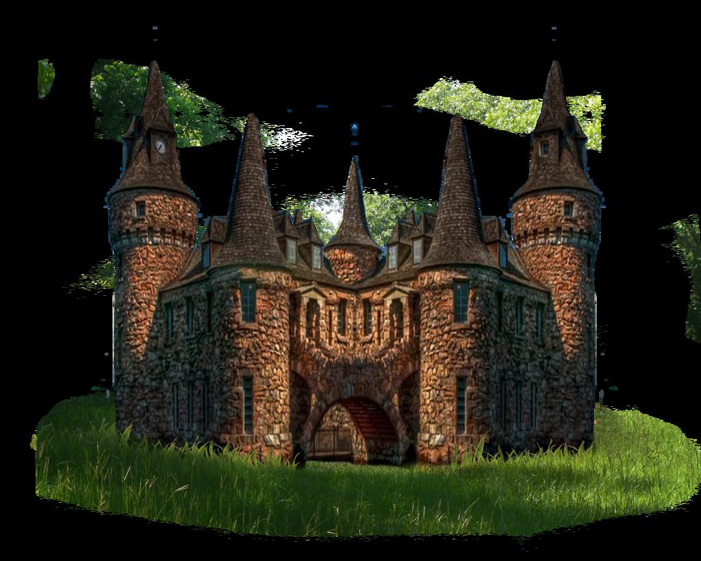 Png photo mart. Clipart castle fantasy