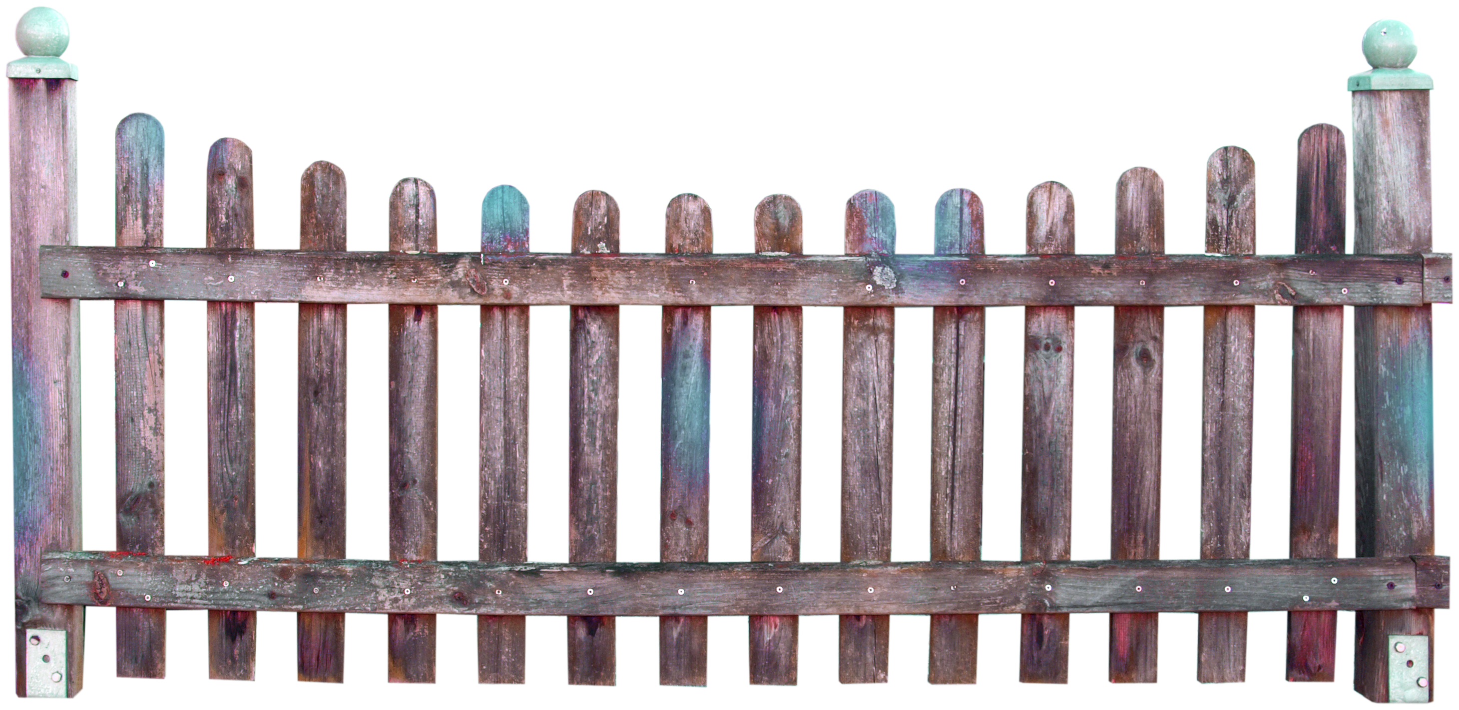 Garden clip art material. Fencing clipart old fence