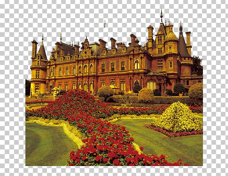 Clipart castle garden. Waddesdon manor aylesbury hughenden