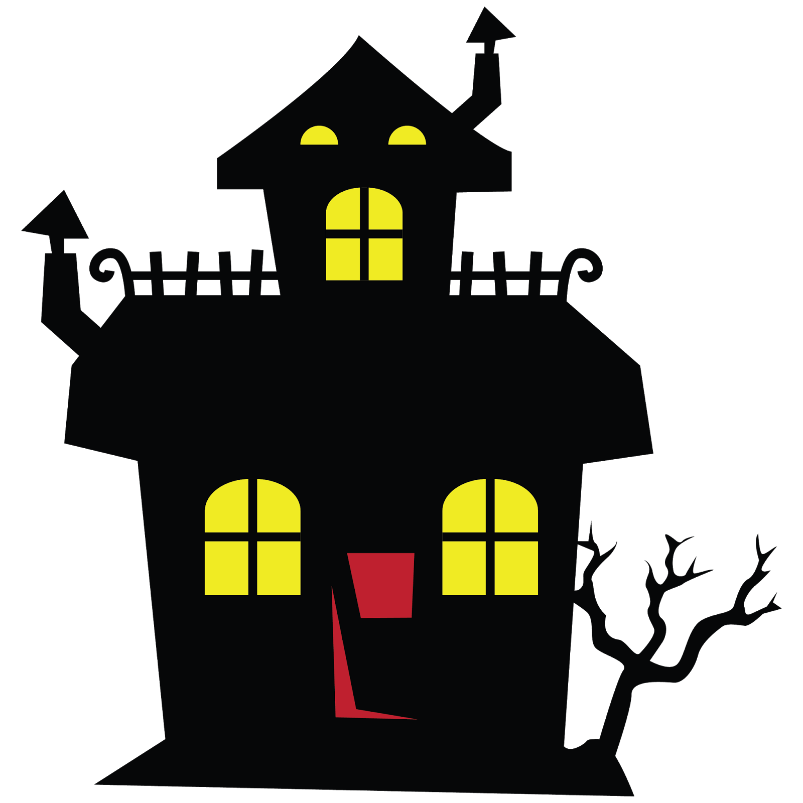 Library clipart halloween.  collection of haunted