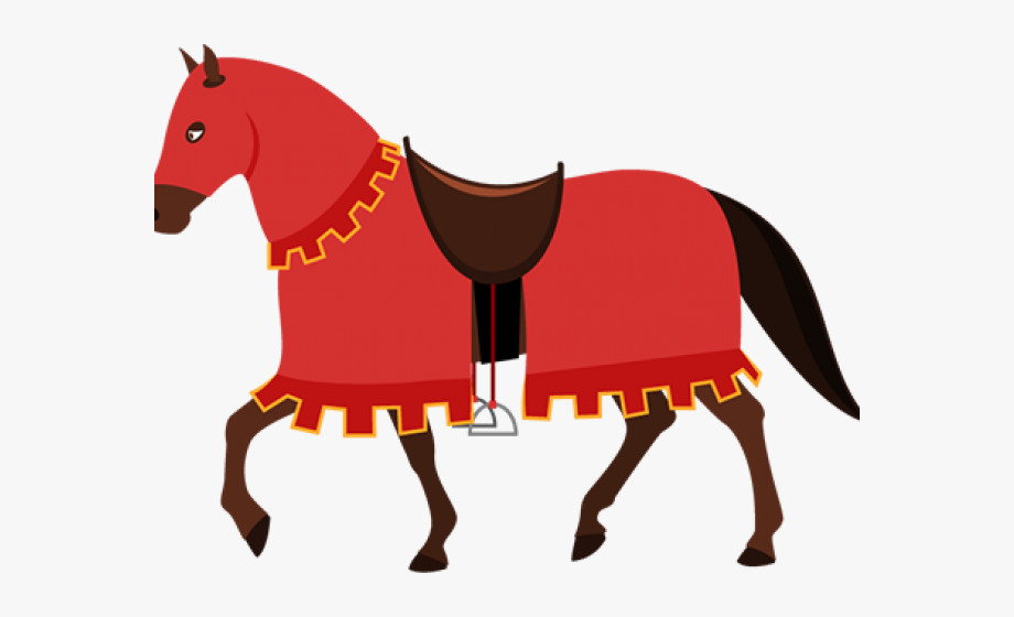 Castle medieval knights cliparts. Knight clipart royal horse