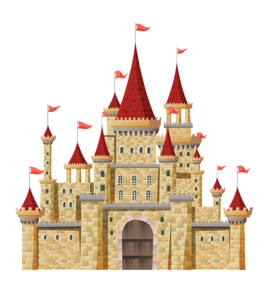 Clipart castle kid. Transparent png pinterest