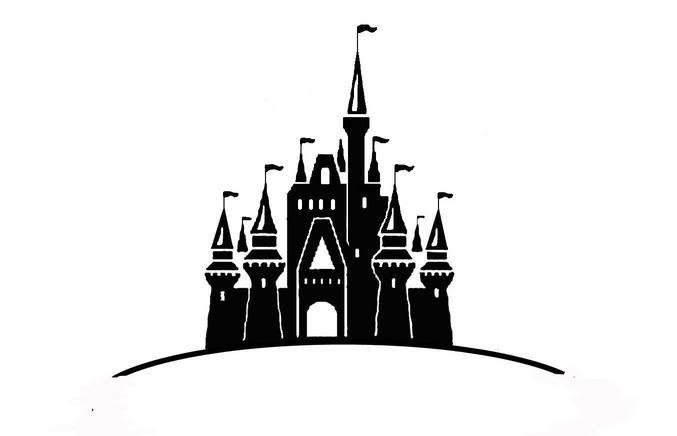 Pin by stephanie harrington. Clipart castle logo