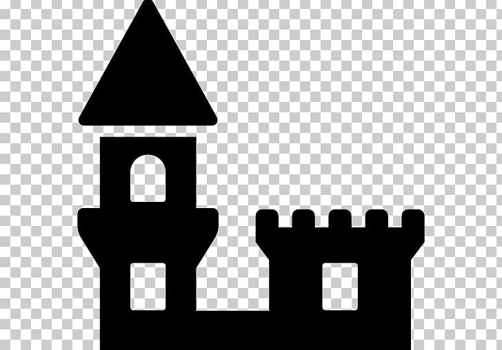 Clipart castle logo. Computer icons png black