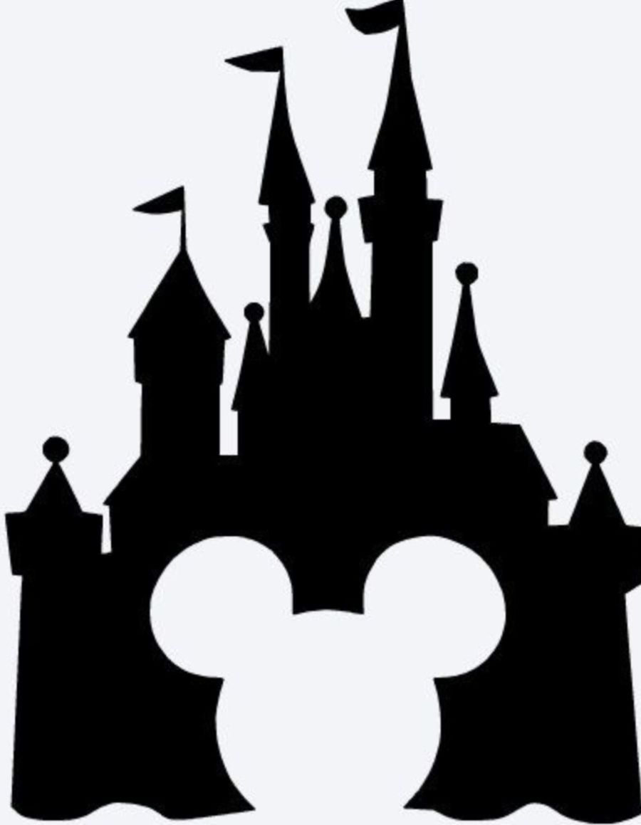 Png free download . Clipart castle mickey mouse