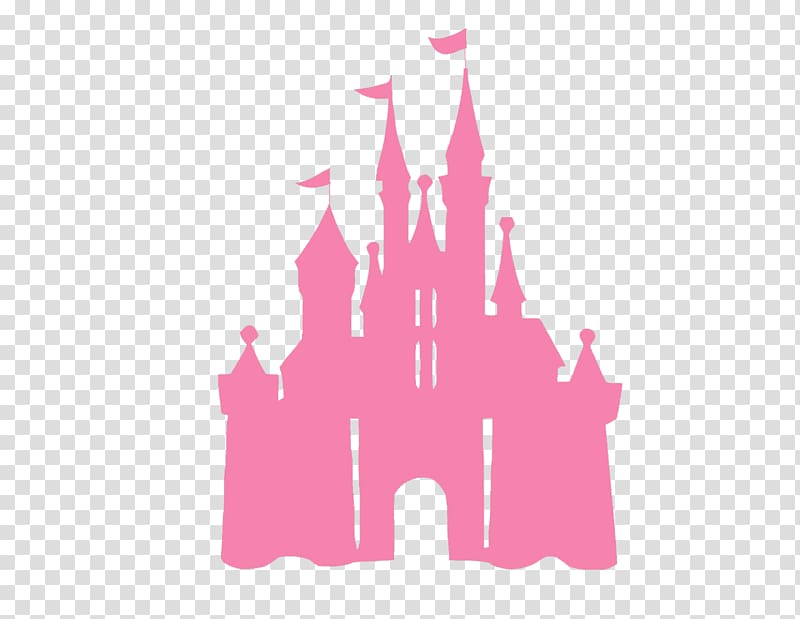 Mickey magic kingdom cinderella. Clipart castle minnie mouse