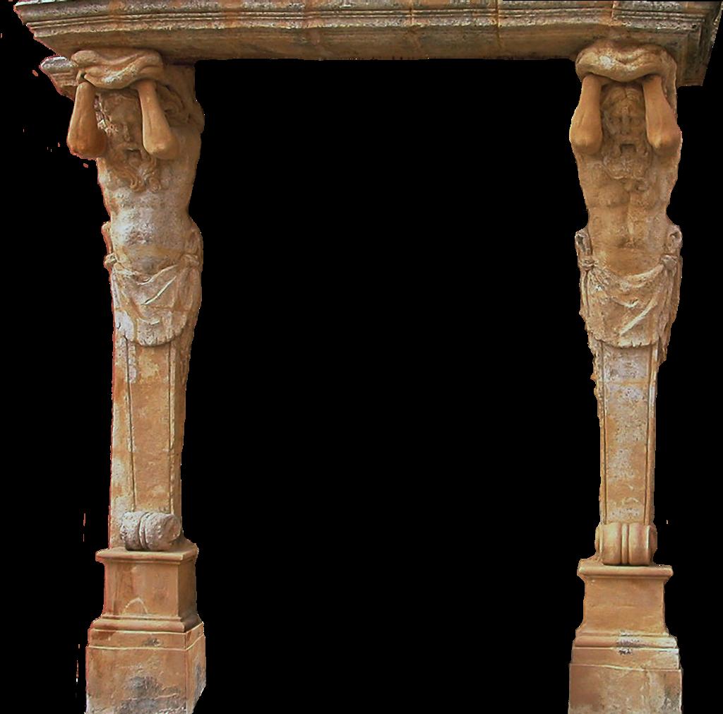 Clipart castle pillar. Column clip art transprent