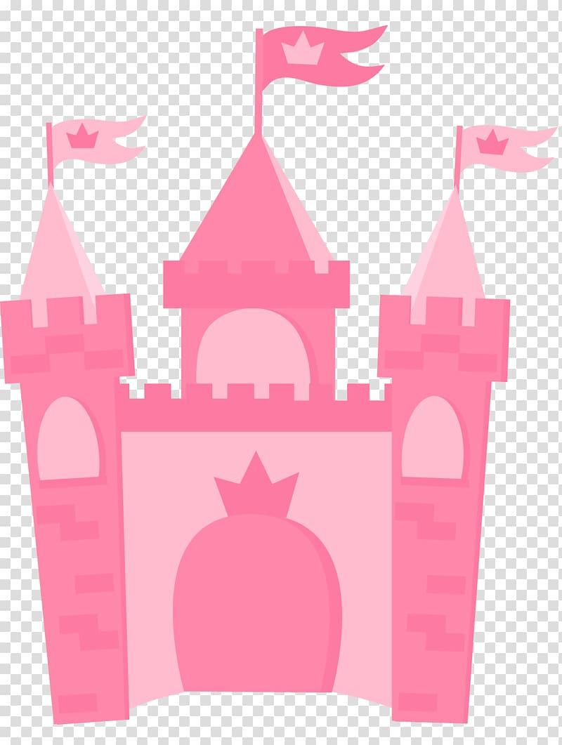 Clipart castle pink. Elsa snow white sleeping