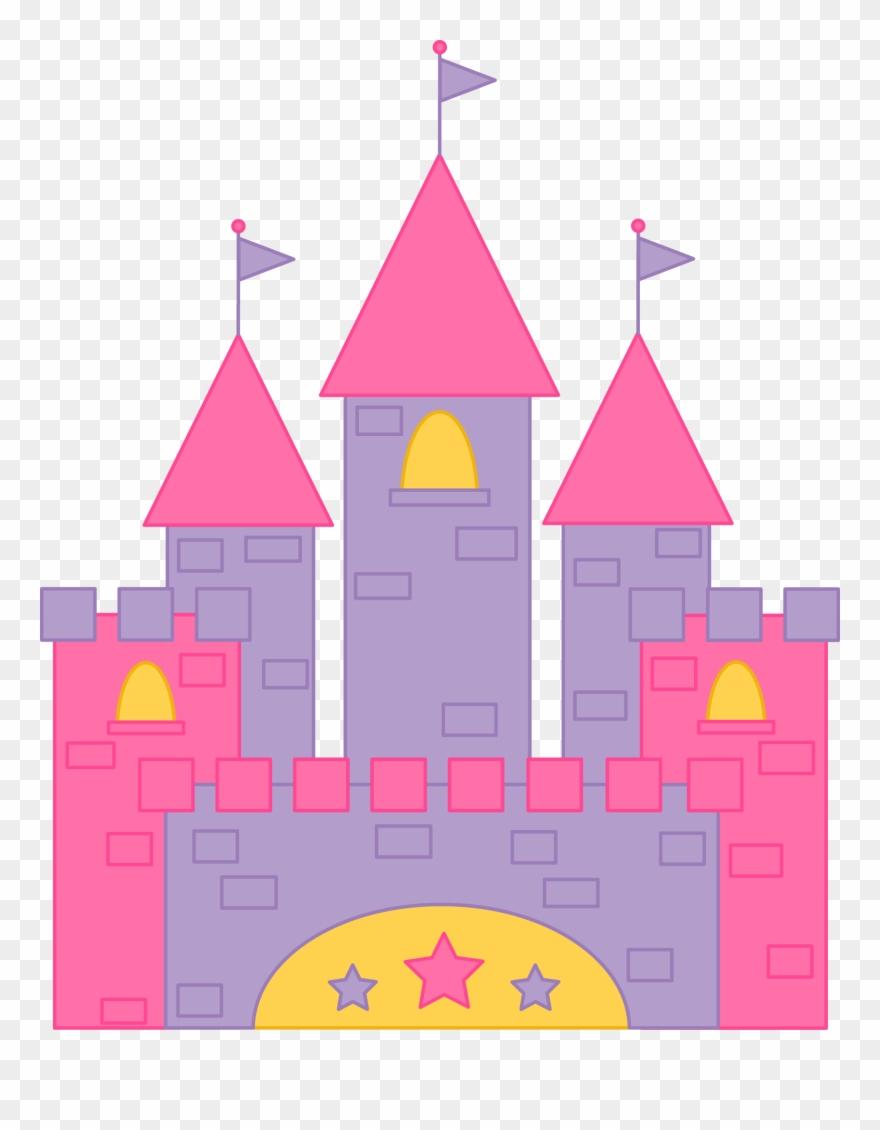 Latest disney princess collection. Fairytale clipart big castle